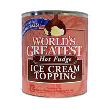 Gold Medal World's Greatest Ice Cream Topping, Hot Fudge (#10 can)