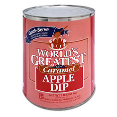The World's Greatest Caramel Apple Dip - 6 pk.