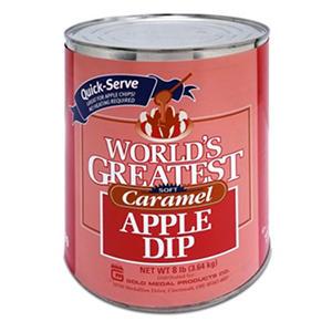 The World's Greatest Caramel Apple Dip - 6 pk.