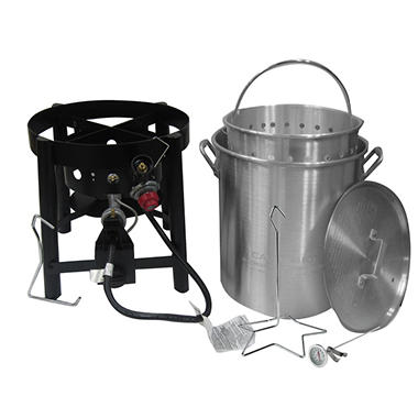 Backyard Classic Professional Turkey Fryer - 36 qt.