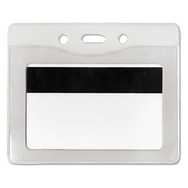 Advantus Security Badge ID Holder - 50/box
