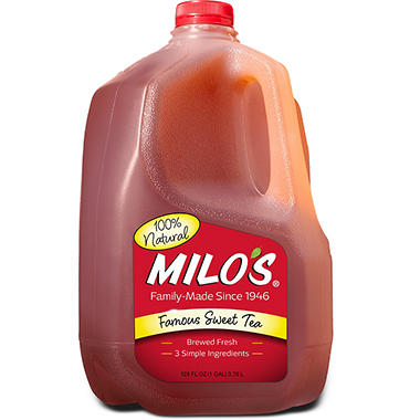 Milos Sweet Tea Gallon