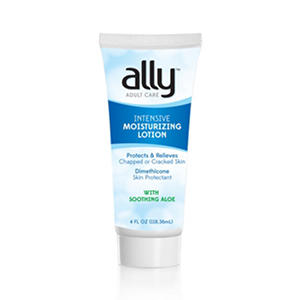 ALLY Adult Care Intensive Moisturizing Lotion (4 fl. oz., 4 ct.)
