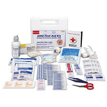 First Aid Only - First Aid Refill Kit for Up to 25 People -  106-Pieces