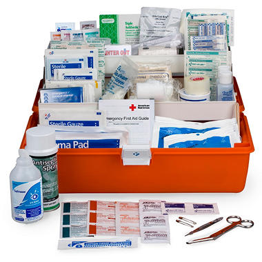 Response First Aid Kit - 271 pc.
