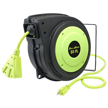 Zillareel Retractable Cord Reel Sam S Club