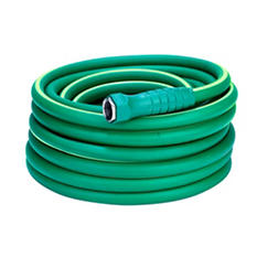 "SmartFlex 5/8"" x 50' Garden Hose, 3/4"" - 11 1/2"" GHT Fittings"