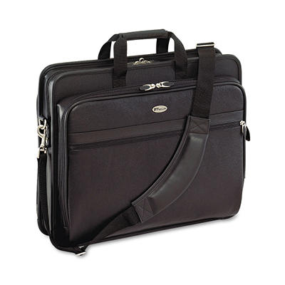Targus Laptop Case, Leather, Black