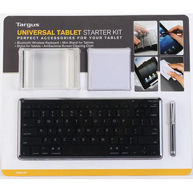 Targus Universal Tablet Starter Kit