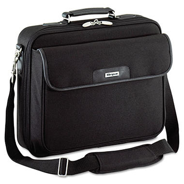 Targus Notepac Laptop Case - Black