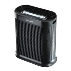 Honeywell True HEPA Air Purifier - Black