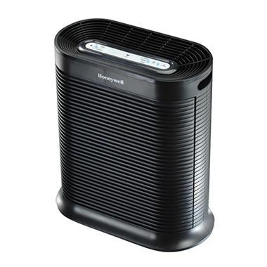 Honeywell True HEPA Air Purifier Black  HWLHPA300