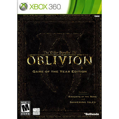 The Elder Scrolls IV: Oblivion Game of the Year Edition - Xbox 360