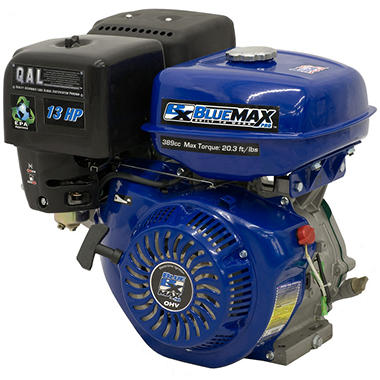 Blue Max 13hp Horizontal Shaft Gas Engine