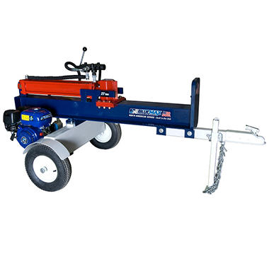 Blue Max 27 Ton Log Splitter