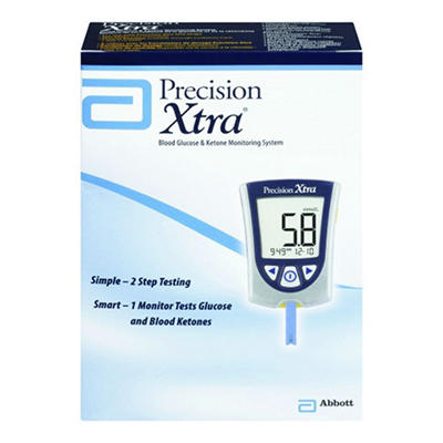 Precision Xtra Blood Glucose & Ketone Monitoring System