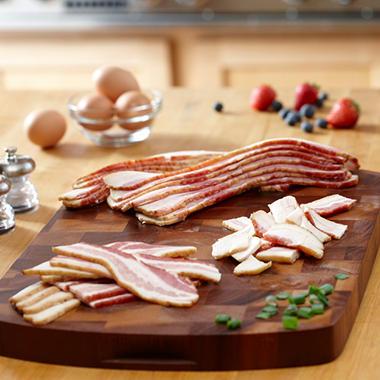 Organic Prairie Turkey Bacon - 8 ct. - 8 oz.