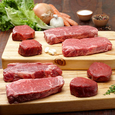 Organic Prairie Warm Welcome Premium Steak Pack