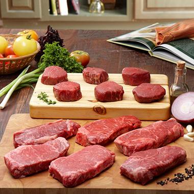 Organic Prairie Classic Premium Steak Basket