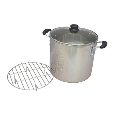 IMUSA 16-Qt. Stainless Steel Steamer