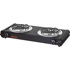 IMUSA Double Electric Burner