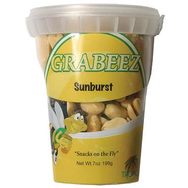 GRABEEZ Sunburst Snack Mix 6.5 oz. (12 ct.)