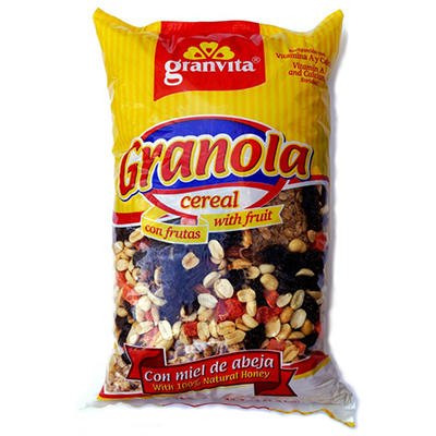 Granvita Granola with Fruit & Nuts (42.3 oz.)