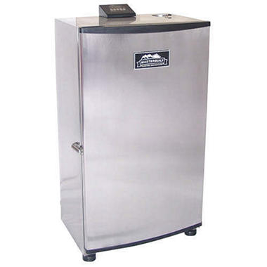 Masterbuilt Stainless Steel Electric Smoker