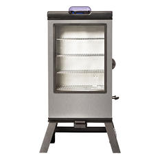 40-Inch Electric Smoker with Bluetooth by Masterbuilt