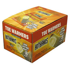 HotHands Toe Warmers with Adhesive