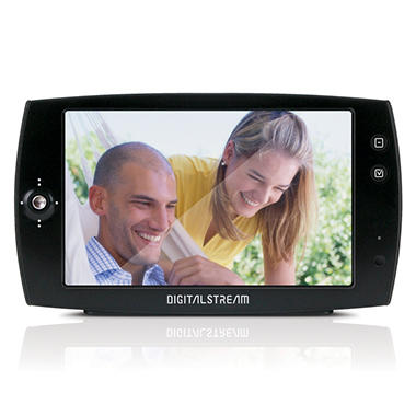 "Digital Stream 7"" Portable TV"