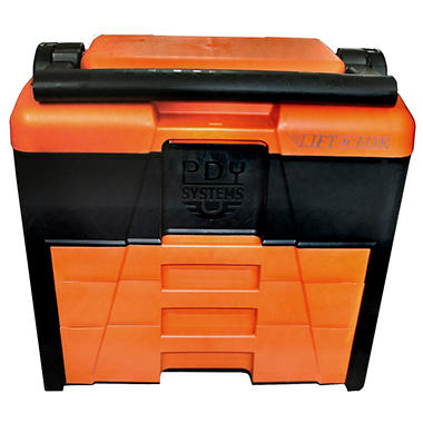 PDY Systems™ LIFT-n-LOK™ Tackle Box