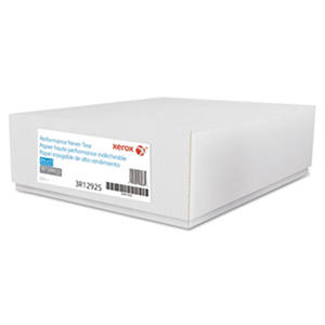 Xerox® Revolution Performance Never Tear Paper, 10 mil, 8 1/2 x 11, White, 600 Sheets