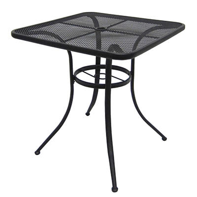 Wrought Iron Commercial Bistro Table
