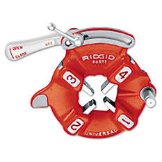 "RIDGID - High-Speed RH Manual Threader Pipe & Bolt Die, NPT -  2"" - 11 1/2 TPI"