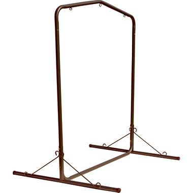 Deluxe Steel Bronze Textured Swing Stand
