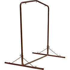 Deluxe Steel Bronze Textured Swing Stand