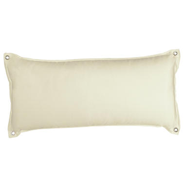 Traditional Hammock Pillow - Natural Chambray