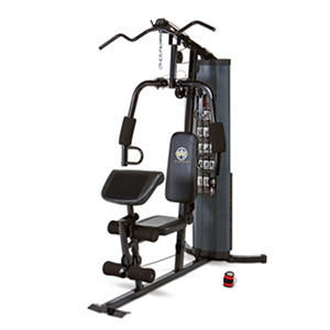 Marcy Classic 150 lb. Stack Gym & Shroud