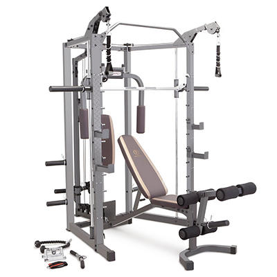 Combo Smith Machine