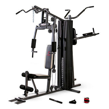 Marcy home gym with power tower sam 39 s club for Home designs by marcy