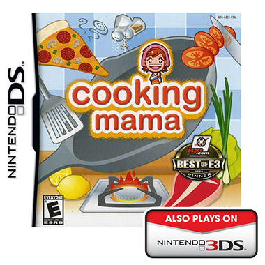 Cooking Mama-NDS
