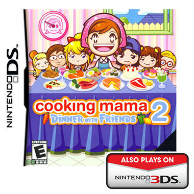 Cooking Mama 2: Dinner With Friends - NDS