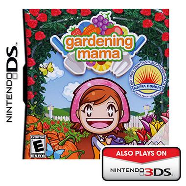 Gardening Mama - NDS