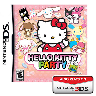 Hello Kitty Party - NDS