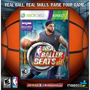 Kinect NBA Baller Beats - Xbox 360