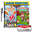 Mama's Combo Pack Volume 1: Cooking Mama & Camping Mama: Outdoor Adventures - DS