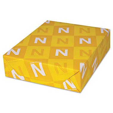 Neenah - Classic Crest Fine Paper, 24lb, Avon White - Ream