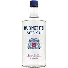 Burnett's Vodka (1L)