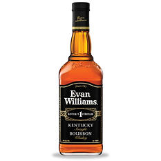 Evan Williams Black Label Bourbon (700ML)